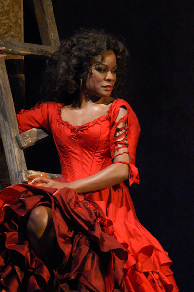 a comparison of carmen and micaela in the opera Review: nz opera's latest is professional production that finishes better  while  the opera might be called carmen, emma pearson's micaela.