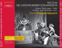 Recordings Nicolai Falstaff Cover 12110