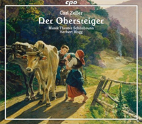 Recordings Obersteiger CD Cover 12110
