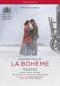 Video Boheme DVD Cover 12110