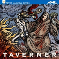 Taverner CD Cover