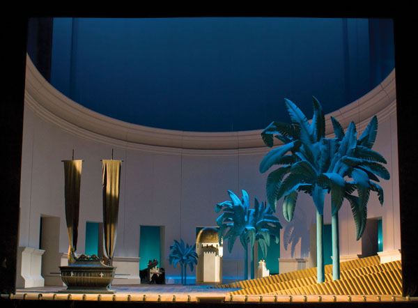 Armida Set Design