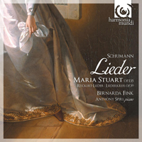 Recordings Maria Stuarda CD Cover 7110