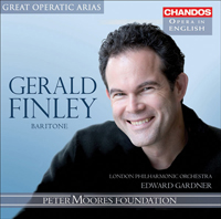 Recordings Finley CD COver 7110