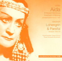 Recordings Aida Wagner CD COver 7110