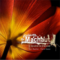 Recordings Machaut CD Cover 7110