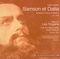 Recordings Samson CD Cover 7110