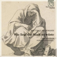 Recordings Weckmann CD cover 7110