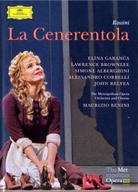 Video Cerentola DVD Cover 7110