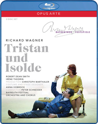 Video Tristan DVD Cover 7110