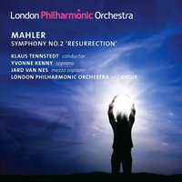 Recordings Mahler Cover 8110