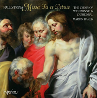 Recordings Palestrina Cover 8110