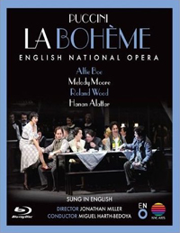 Video Boheme DVD Cover 9110