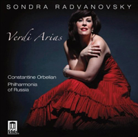 Blogs Verdi Arias CD Cover 62510