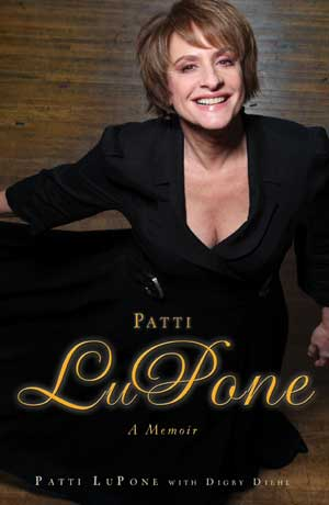 Blogs Patti LuPone Memoir 91710