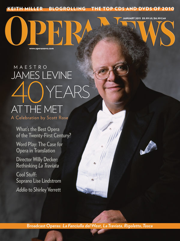 Cover James Levine LG 1 1111