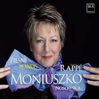 Recordings Moniuszko Songs cover 1111