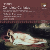 Recordings Handel Cantatas cover 1111