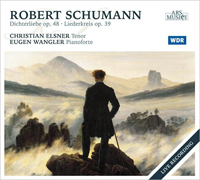 Recordings Schumann cover 1111