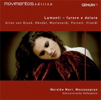 Recordings Lamenti CD Cover 311