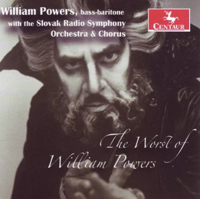 Recordings William Powers Cover 411
