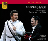 Recordings Faust CD COver 211