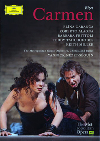 Video Carmen DVD COver 211
