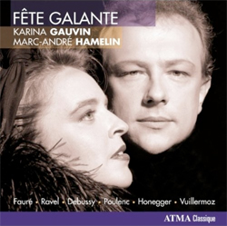 Recordings Fete Galante Cover 511