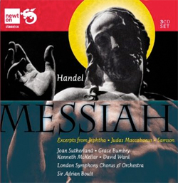 Records Messiah Cover 511