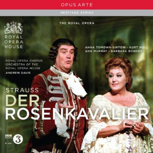 Records Rosenkavalier Cover 611