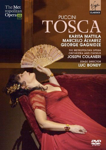 Video Tosca Cover 511