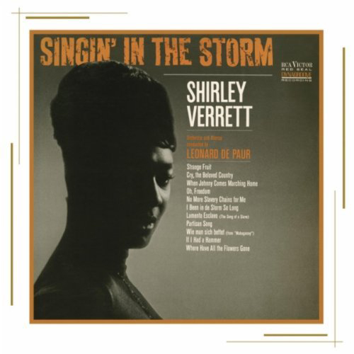 Recordings Verrett Singing cover 611