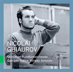 Recordings Ghiaurov Cover 1111