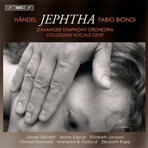 Recordings Jephtha Cover 1111