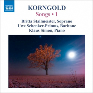 Recordings Korngold cover 1111