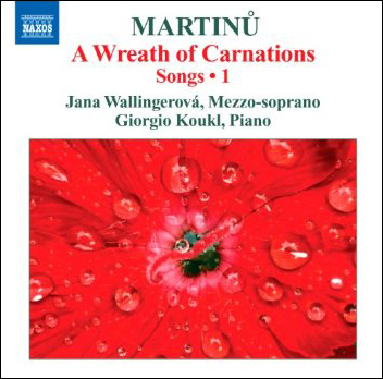 Recordings Martinu Cover 1111