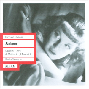 Recordings Borkh Salome cover 1211