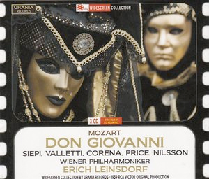 Recordings Leinsdorf Giovanni Cover 12211