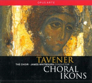 Recordings Tavener Cover 911