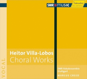 REcordings Villa Lobos Choral Works Cover 911