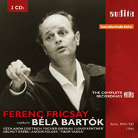 Recordings Bartok Profana Cover 711