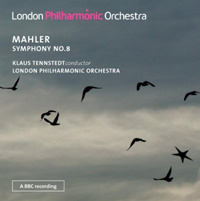 Recordings Tennstedt Mahler cover 711