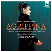 Recordings Agrippina Cover 112