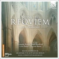 Recordings Bach Requiem Cover 112