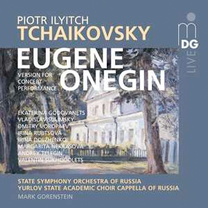 Recordings Onegin Cover 112