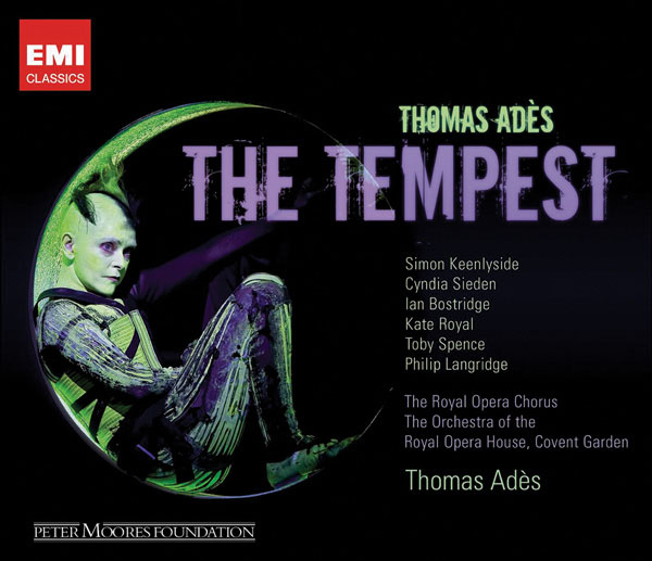 Essentials Tempest CD Cover 1012
