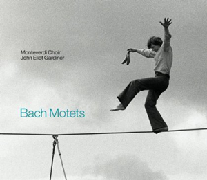 Recordings Bach Motet cover 1012