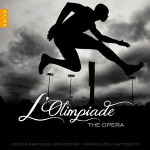 Recordings Olimpiade cover 1012
