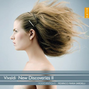 Recordings Vivaldi Discoveries cover 1012