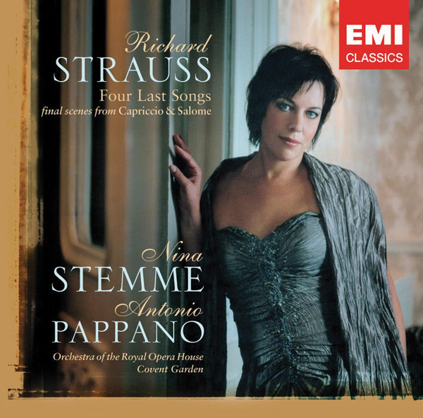 Essentials Stemme CD cover 1112